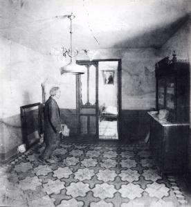 Research, Antonio Lopes Garcia, Antonio López Torres' House, 1972-75
