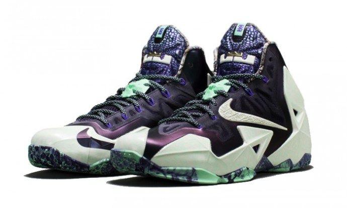 brand new e236e e6deb giày bóng rổ Nike Lebron 11 Gator King Lebron XI Nike Heels, Giày Sneaker  Nike