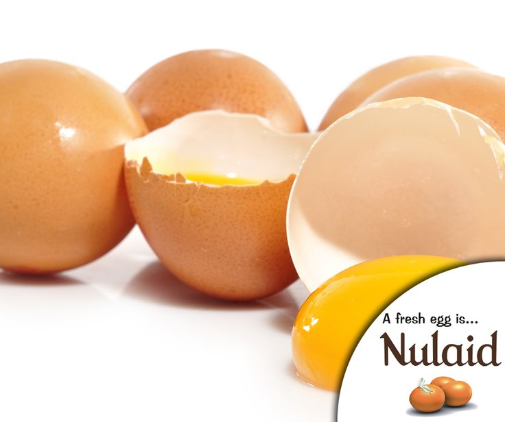 #WellnessWednesday: Vitamin B2 or riboflavin contained in egg whites is essential for the growth and functioning of cells in our body. It is also responsible for the production of energy in our body. #Nulaid