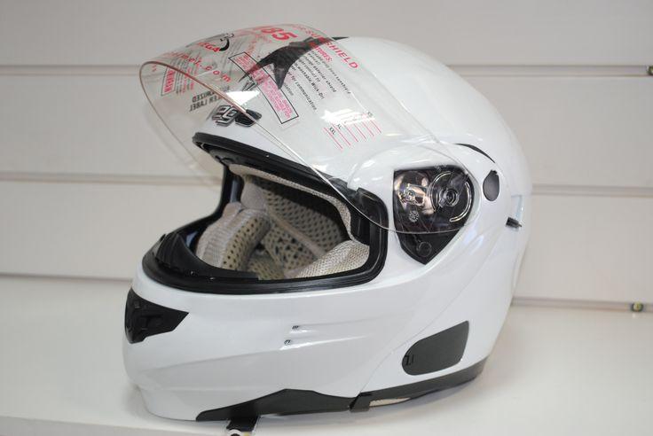 Шлем (модулятор) HD 185 Solid белый глянцевый S 598-9199, 7500 руб