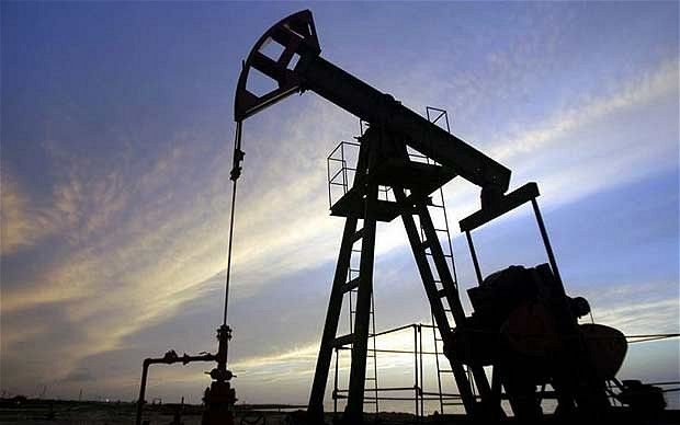 Brent crude oil price falls below $59 for first time since 2009
