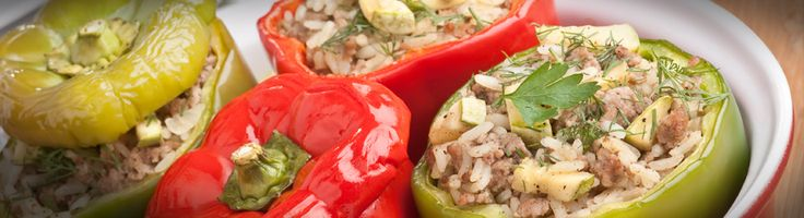 Toaster Oven – Roasted Peppers