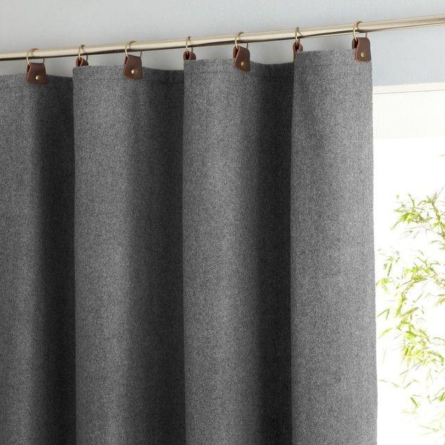 les 25 meilleures id es de la cat gorie rideaux chambre sur pinterest rideaux rideaux color s. Black Bedroom Furniture Sets. Home Design Ideas