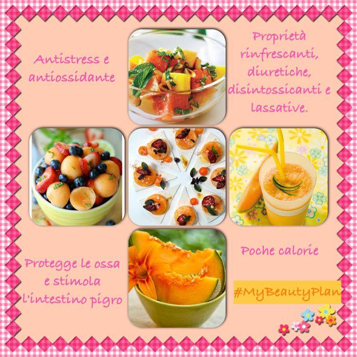 Ecco alcuni assaggi di frutta e verdura! Oggi per me melone con tutte le sue proprietà! I vostri medici vi dicono qual' è la strada più utile per la prevenzione?