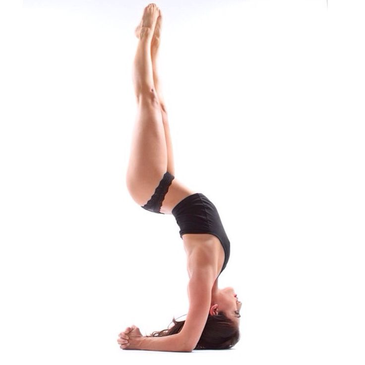 85 best inversion - headstand Sirsasana images on ...