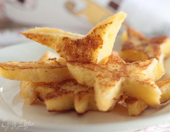 Иногда очень забавно вырезать из хлеба фигурки разных животных, используя формочки для печенья.