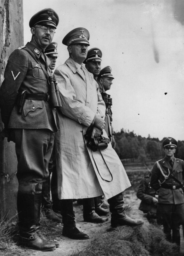 In the broad outlines of Himmler's Generalplan Ost (Eastern Master Plan), German…