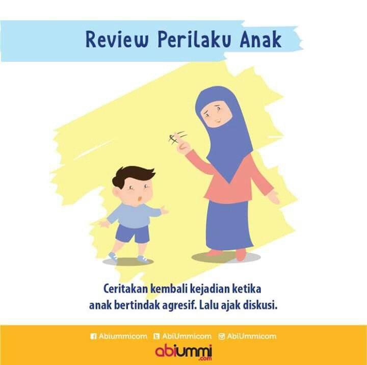 Review perilaku anak