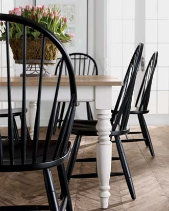 Ethan Allen Miller Table  Ethan Allen Dining Room Chairs