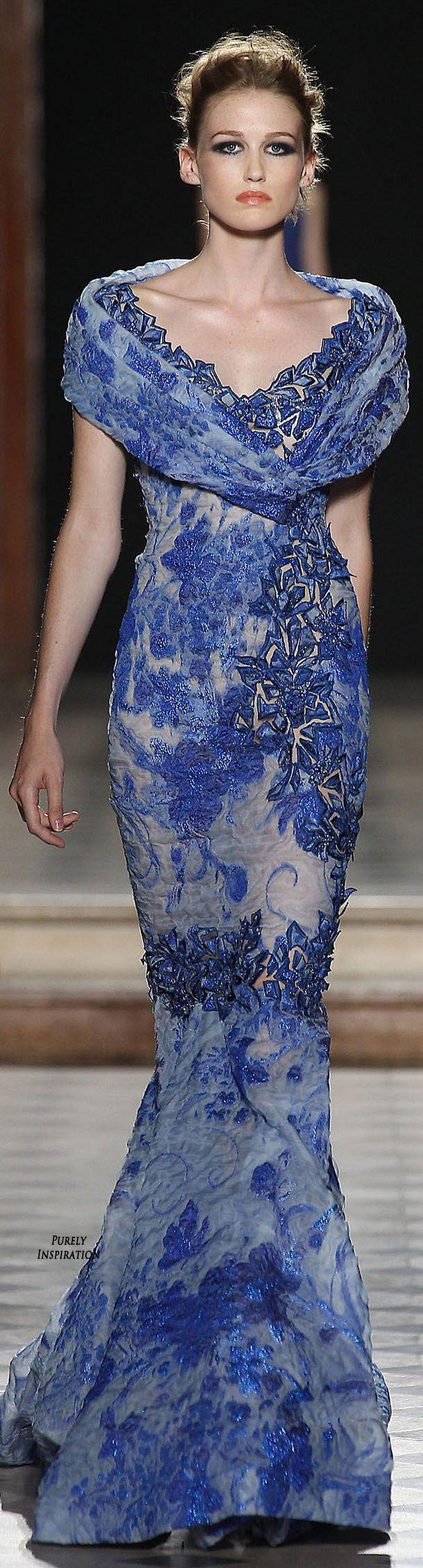 Tony Ward Fall 2015 Haute Couture | Purely Inspiration jαɢlαdy
