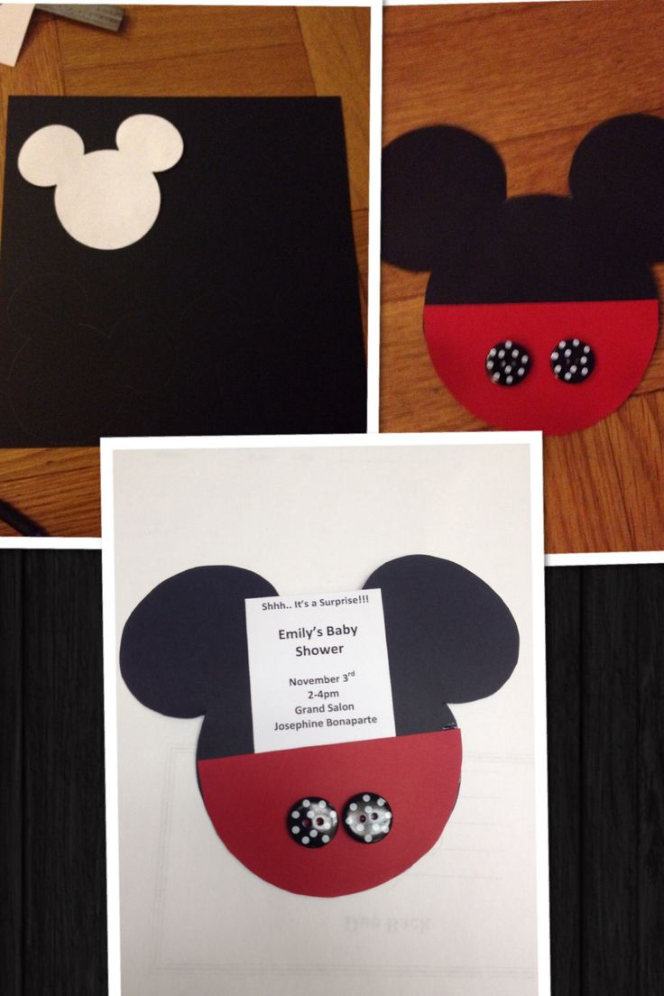 mickey mouse baby shower invitations baby stuff shower baby stuff 3