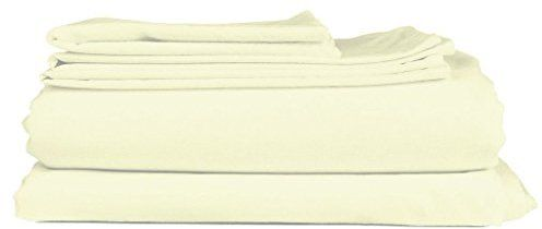 100 Egyptian Cotton 400 Thread Count Percale Weave 4 Piece Sheet Sets Mint Twin Extra Long 1 Flat Ed And 2 Pillow Cases