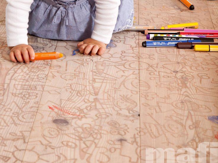 Carving Kids White Oil   Timber Floors   Mafi
