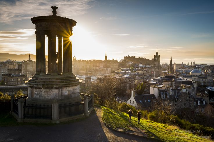 Edinburgh by Benedikt  Helmhagen on 500px
