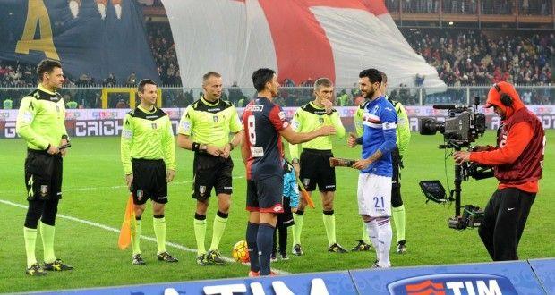 Calcio: Samp sul velluto, Genoa, dove sei? | Cronache Ponentine - Notizie da Arenzano, Cogoleto e dintorni