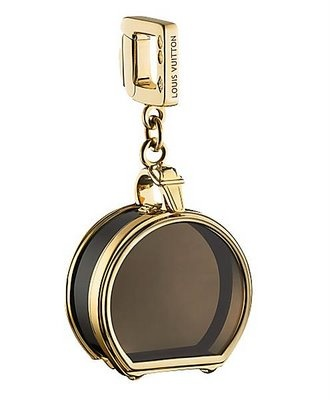 Louis Vuitton luggage charm