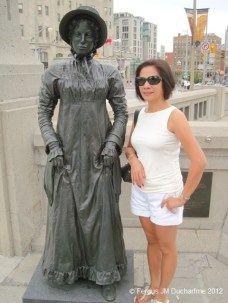 Canada Vacation 012 Laura Secord