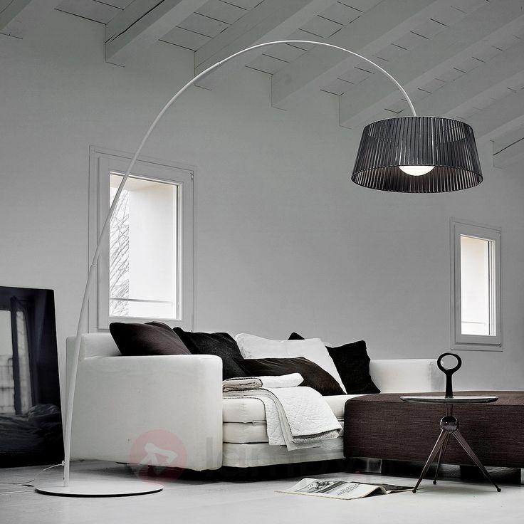 Jedwabna lampa łukowa RIBBON 6706166X
