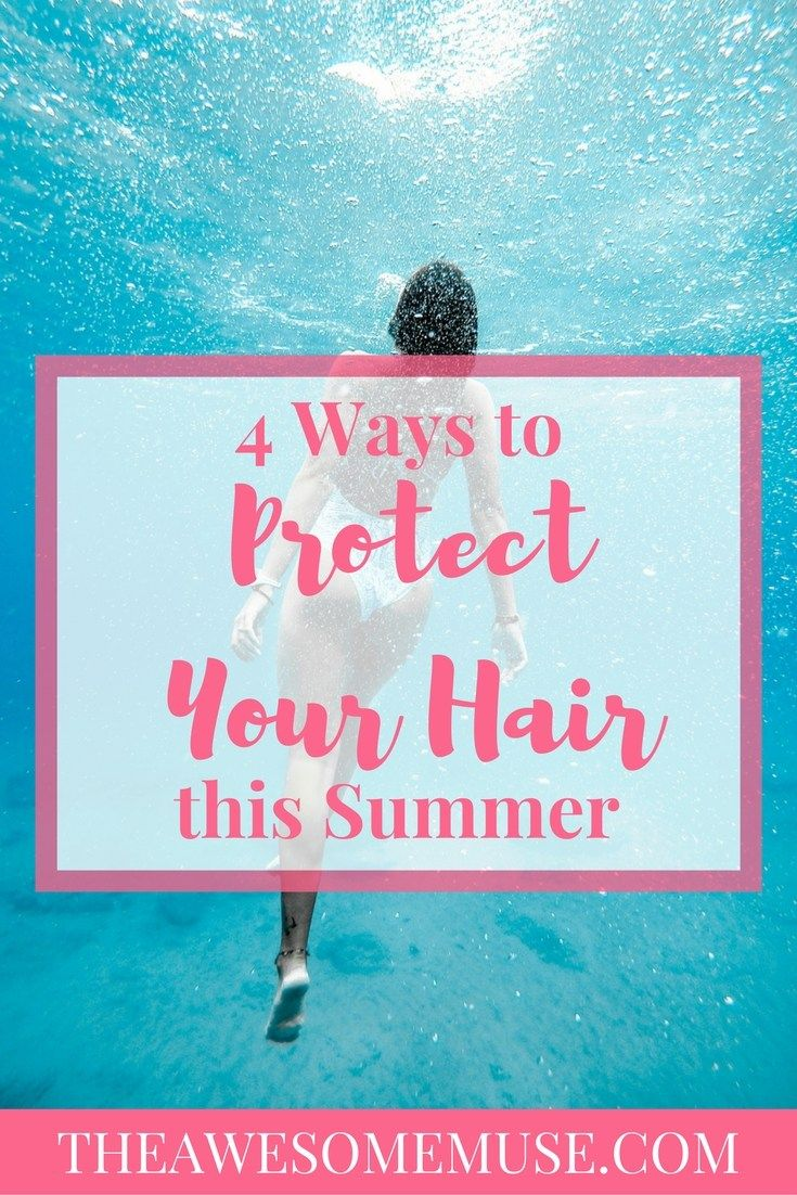Behind the chair hair ecards - 10 Things You Need To Protect Your Skin And Hair At The Pool