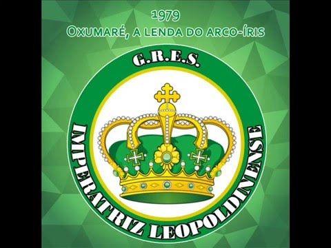 Imperatriz Leopoldinense 1979 - Oxumaré, a lenda do arco-íris