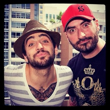 ...Jacob Hoggard...Tommy Mac...