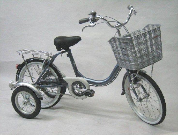 「自転車 補助輪 大人」の画像検索結果
