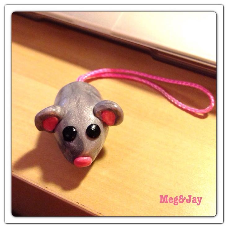 Mouse #fimo