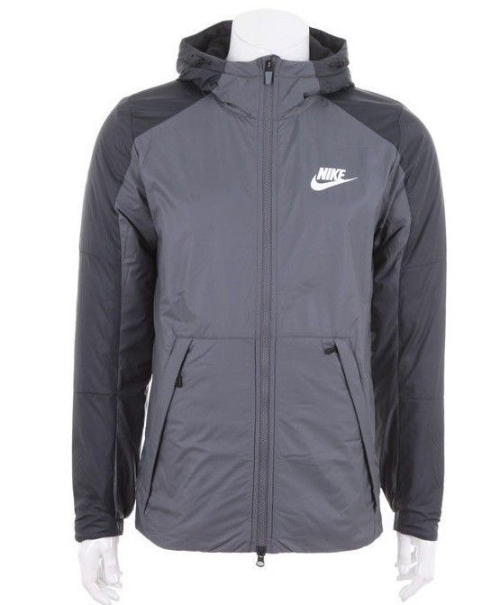 9cff704c49 NIKE SPORTSWEAR Thermore EVOdown Men s Jacket 861788-021 Black Grey Size L  New  Nike  CoatsJackets