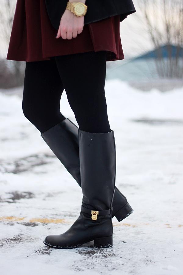 New Favorites! Michael Kors Boots
