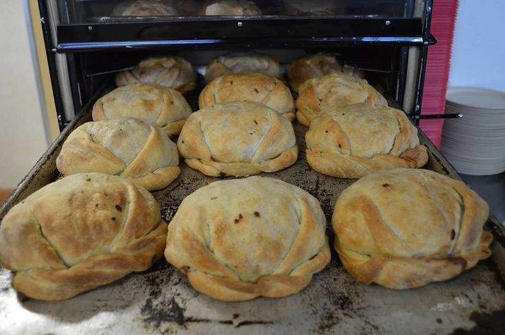 Jean Kays Pasties, 1635 Preque Isle Ave, Marquette, MI 49855: they specialize in pasties overflowing with great meat, they've got better crust than anywhere else in the state