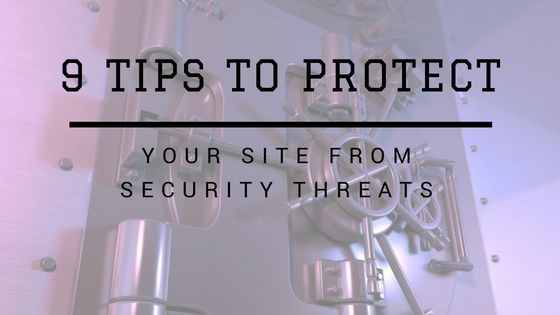 If Netflix and Reddit can fall prey to #DDoS attacks, most people can; 9 website security tips to employ today.