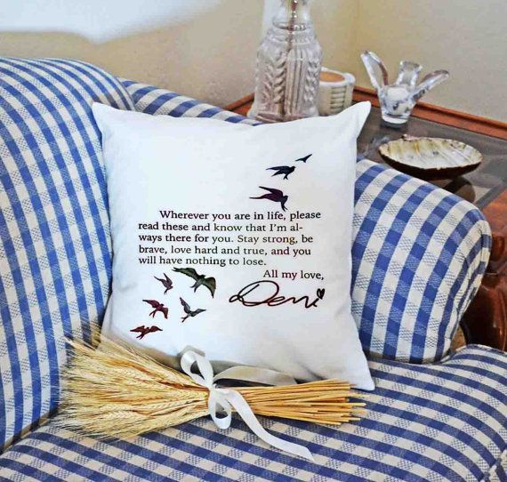 Demi Lovato Quotes for attractive design by WhiteningGold on Etsy, $40.97