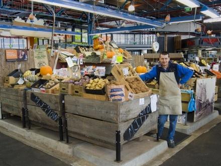 Prahran Market - Melbourne, Australia
