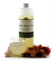 Natural sunscreen recipe with Aloe Vera & some sun burn remedies