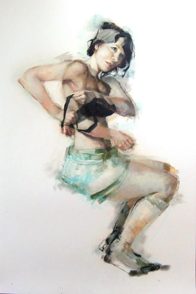 Paintings by Jane Radstrom