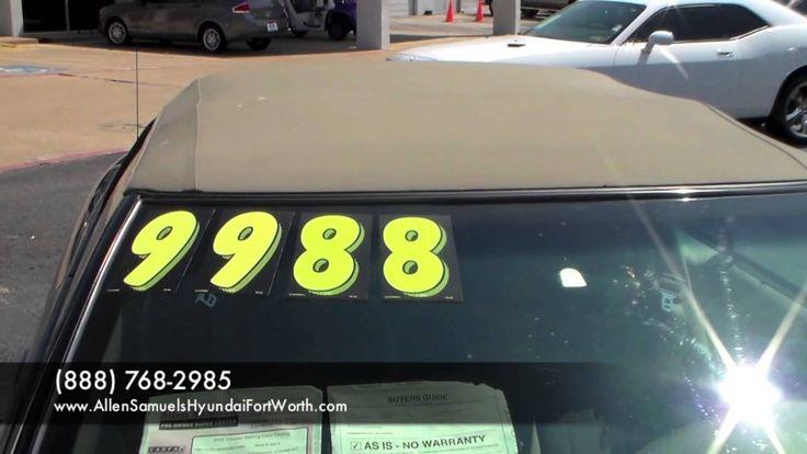 Dallas TX Allen Samuels Used Cars vs Carmax vs Cargurus Sales Hurst TX | Fort Worth Craigslist Cars