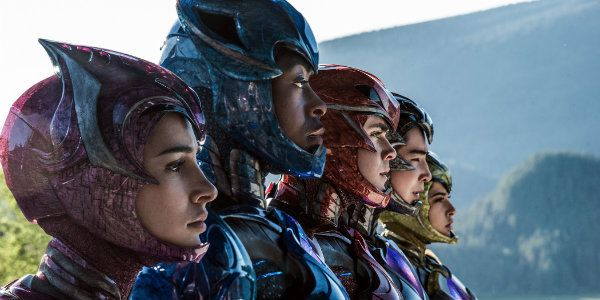 Watch The Power Rangers Cast Pitch Movies For Everything They Loved As Kids #FansnStars