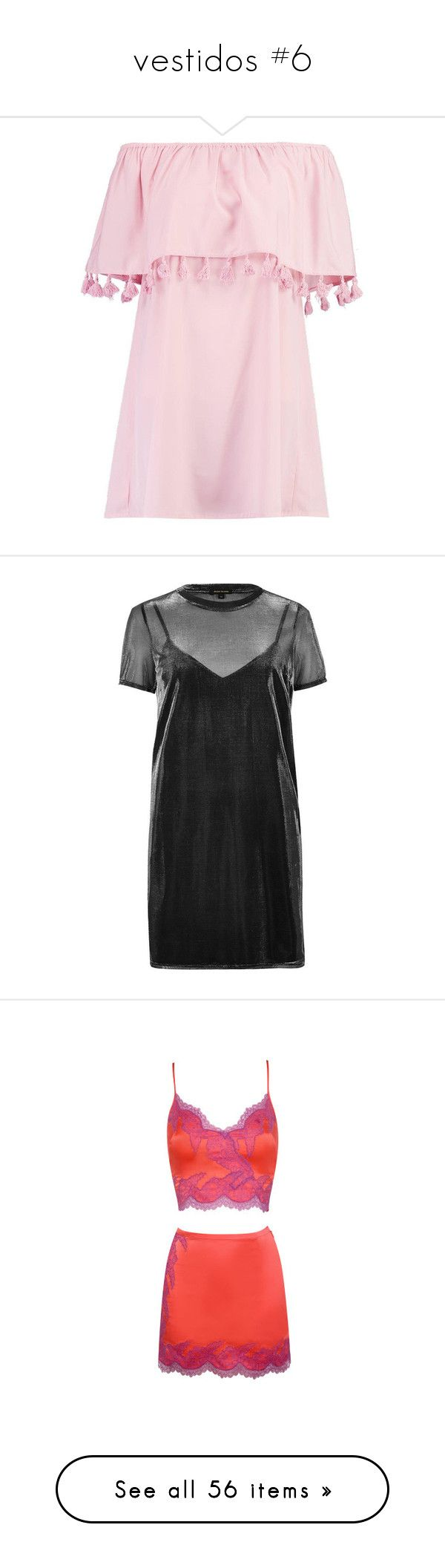 """""""vestidos #6"""" by madubs ❤ liked on Polyvore featuring dresses, vestido, pink bodycon dress, off shoulder maxi dress, off the shoulder bodycon dress, shift dresses, bodycon mini dress, vestidos, black and grey t shirt dress"""
