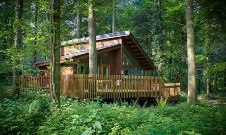 Win a 3 night stay with us, Forest Holidays. Visit the Guardian competition page to find out more: http://www.guardian.co.uk/discover-englands-forests/competition/win-three-night-luxury-woodland-cabin-competition