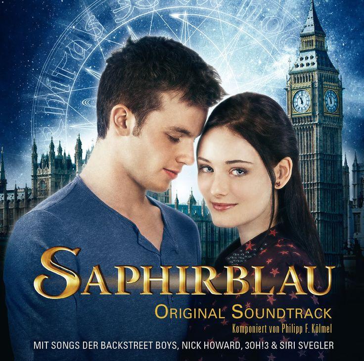 SAPHIRBLAU Original Soundtrack - Making-of