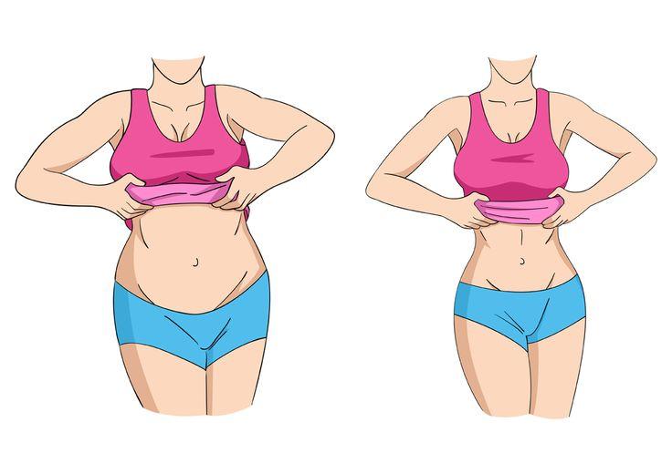 Voici comment perdre du ventre rapidement avec des moyens simples et sains !