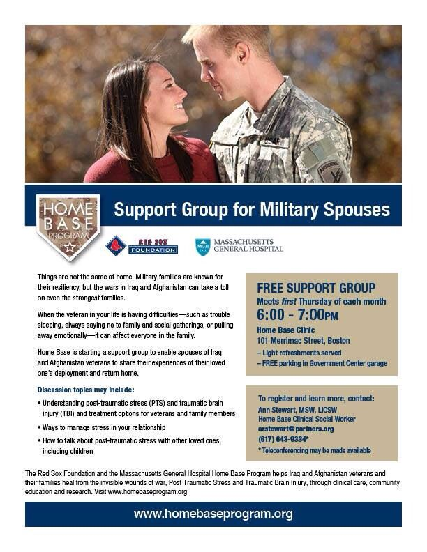 Military Spouse Support Group 59