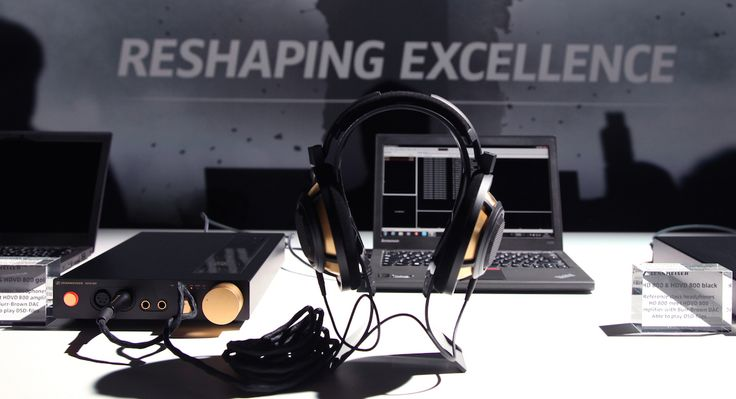 Sennheiser CEOs Daniel and Dr. Andreas Sennheiser presented the world with its very first glimpse of the audio specialist's next milestone product at an exclusive event at London's Central Hall Wes...