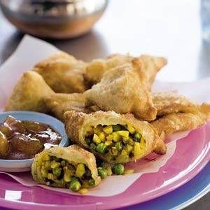 Indiase Samosa recept | Smulweb.nl