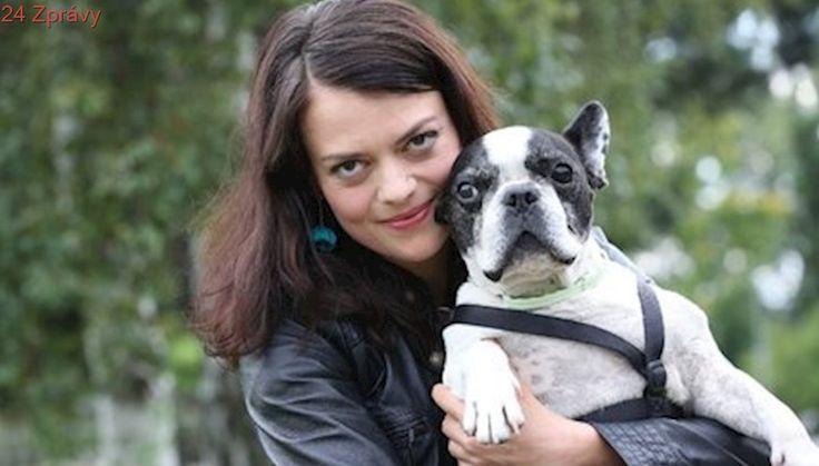 Herečka Jana Stryková: Nechala uspat svoji fenku z množírny…