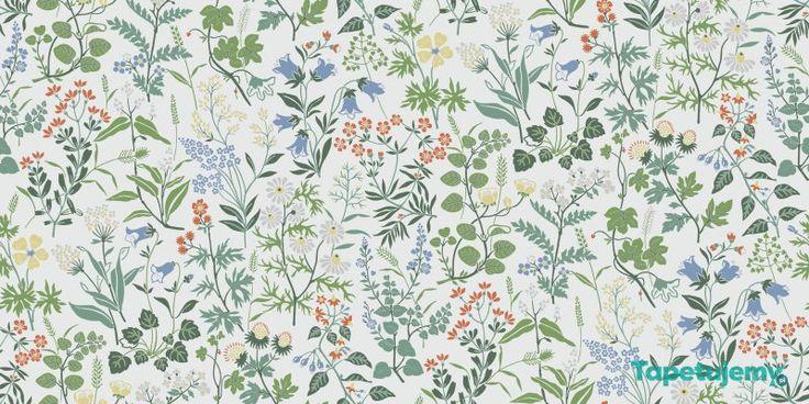 Tapeta Boras Tapeter Jubileum 5475 Flora