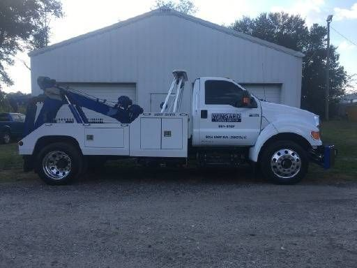 2012 Ford F650  in West Columbia, SC