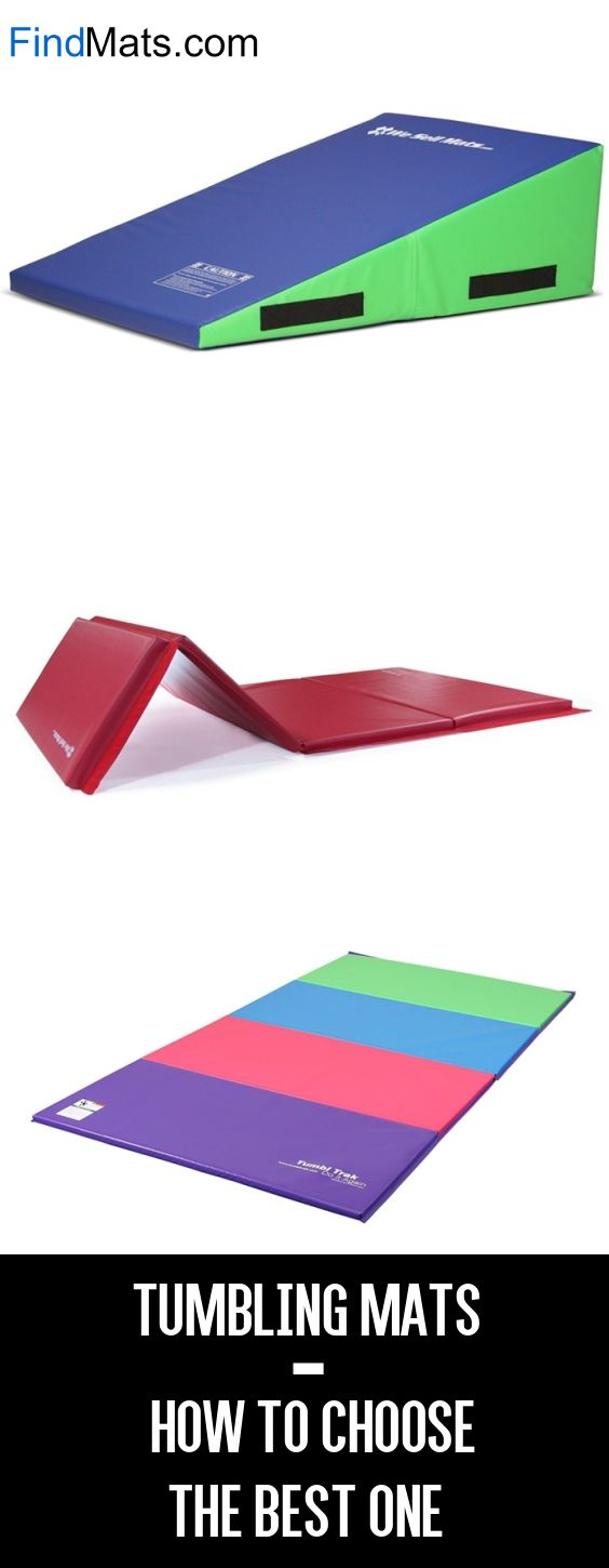tumbling ak folded intermediate folding level mat pink x mats partially athletic gymnastics products equipment lime