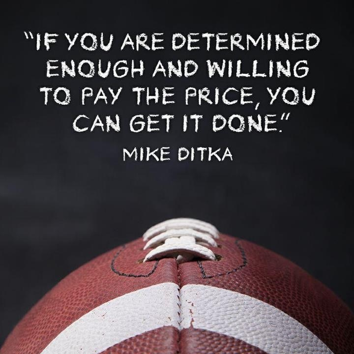 Football Training Motivational Quotes: Best 25+ Mike Ditka Ideas On Pinterest