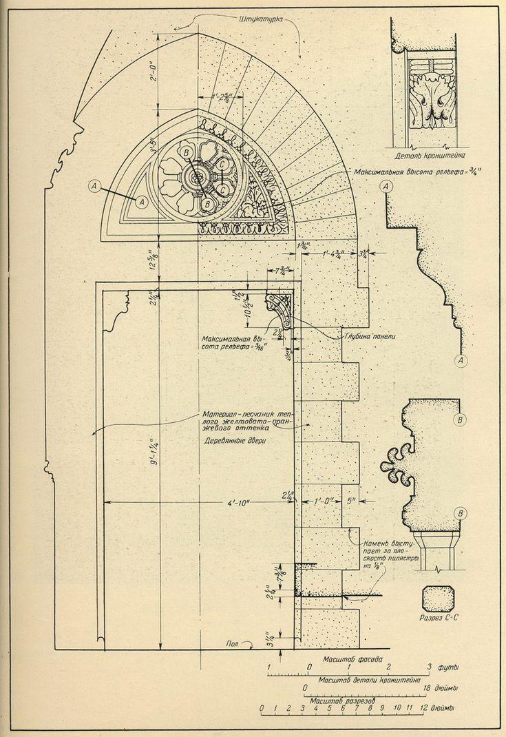 Флоренция. Дверной проем на балконе. Барджелло. Двери и порталы в итальянской архитектуре